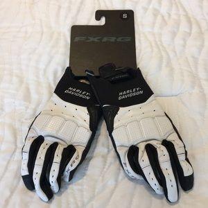 *New* Harley Davidson Woman's size S FXRG gloves